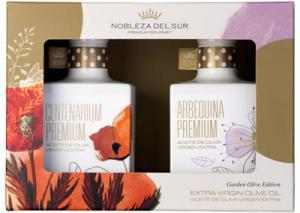 Zestaw Arbequina & Picual 350 ml